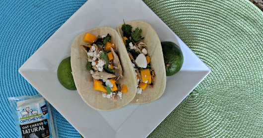 Easy Tacos With a Twist: Goat Cheese!