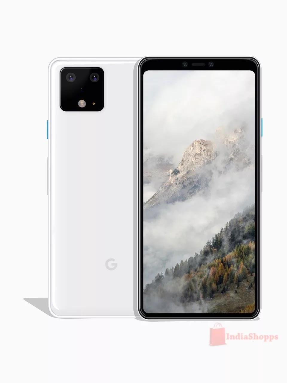 Google Pixel 4 White Color