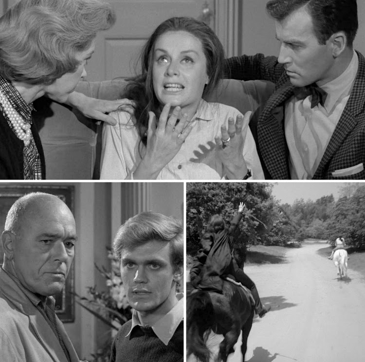 A Vintage Nerd, The Twilight Zone, Spur of the Moment, 1960s TV Shows, Rod Serling, Twilight Zone Inspiration, Classic Television