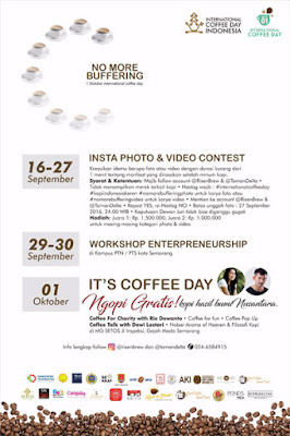 International Coffee Day Semarang