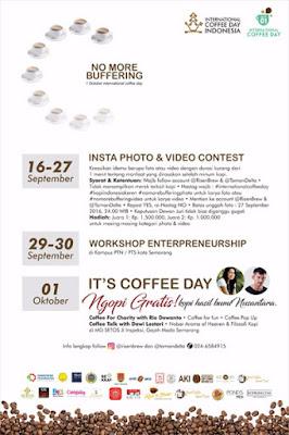 International Coffee Day Semarang