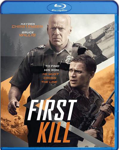 First Kill [2017] [BD25] [Subtitulado]