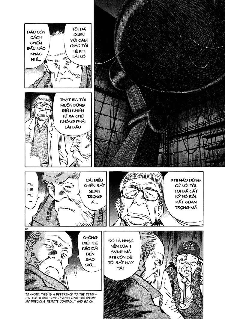 20th Century Boys chapter 243 trang 27