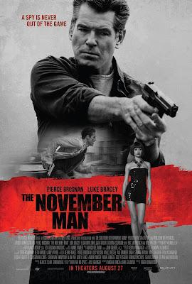 Sinopsis film The November Man (2014)