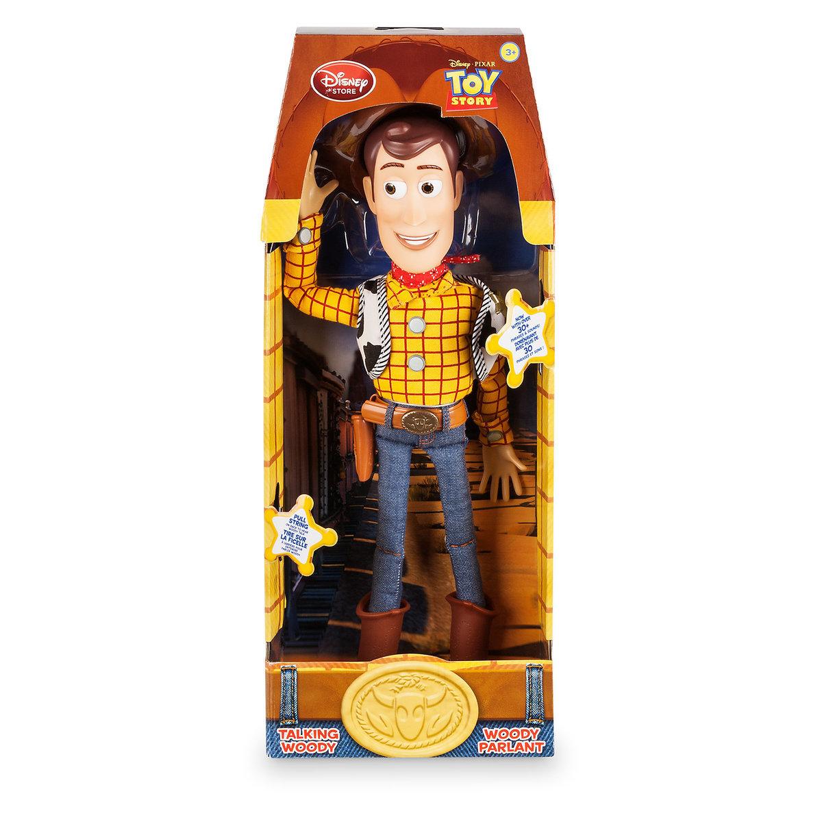 La Tienda De Lulú  Muñeco Parlante Woody 63f0c10e505