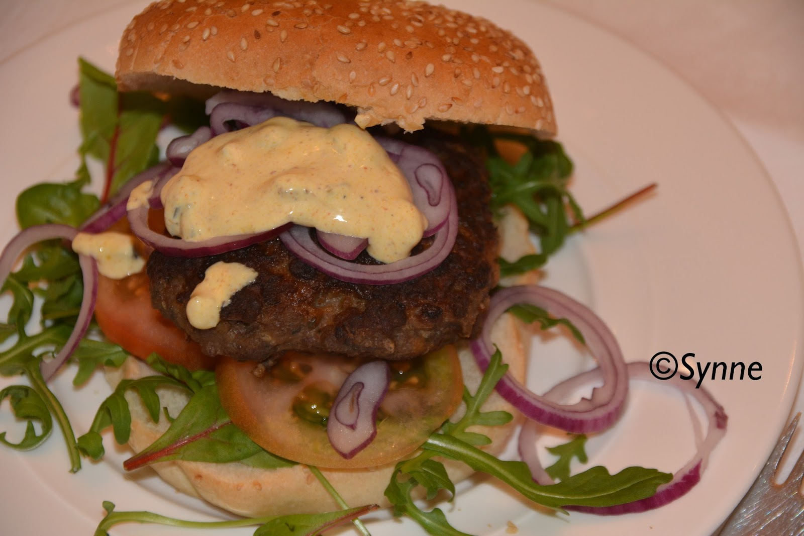 Hamburger Patty enkelt