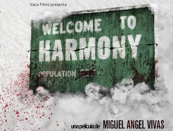 "Miguel Angel Vivas, ""Welcome to Harmony"""
