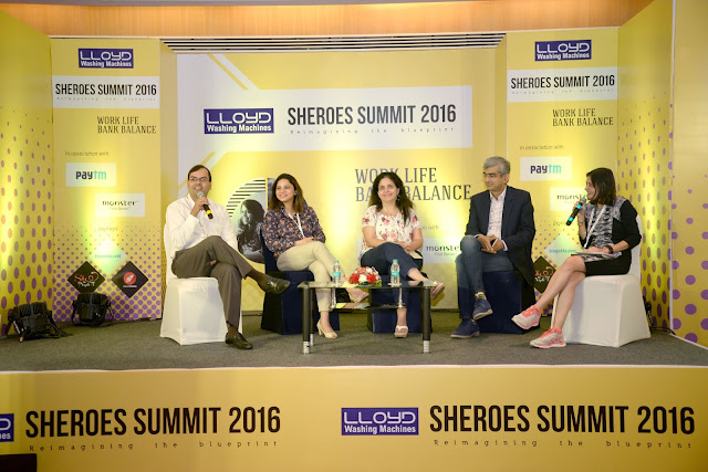Work-life must complement financial opportunities for women, highlights LLOYD-SHEROES Summit aided by Paytm, Monster