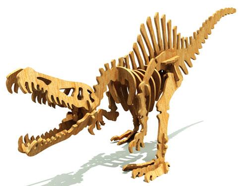 Animal Wood Toy