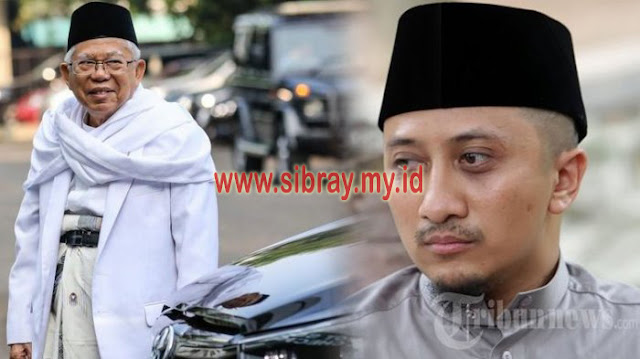 Disebut Dukung Jokowi-Ma'ruf Amin, Ustaz Yusuf Mansur Ungkap Fakta Sebenarnya