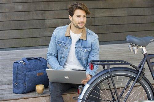 New Looxs fietstassen voor mannen