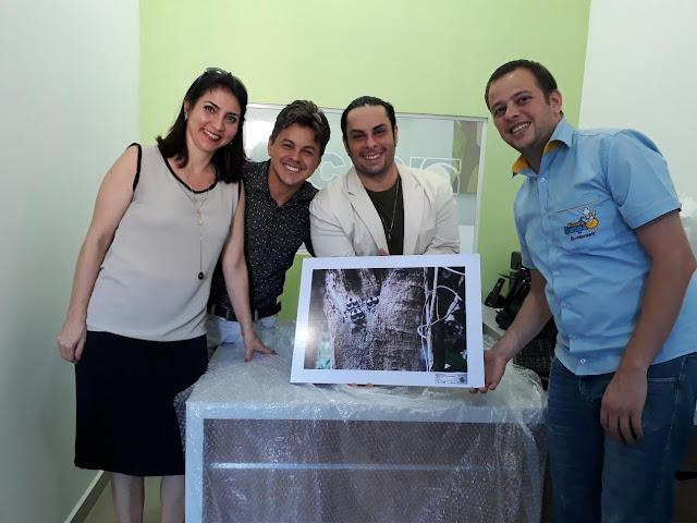 Entidades e poder público viabilizam exposição para Cacoal