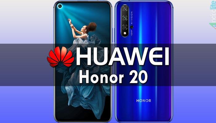 Harga Huawei Honor 20 Spesifikasi Lengkap Indonesia