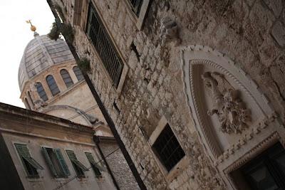 Rossini Palace in Sibenik