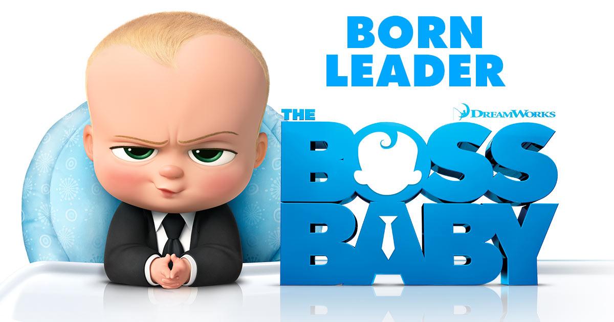 the boss baby full movie free