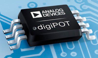 Potențiometru digital