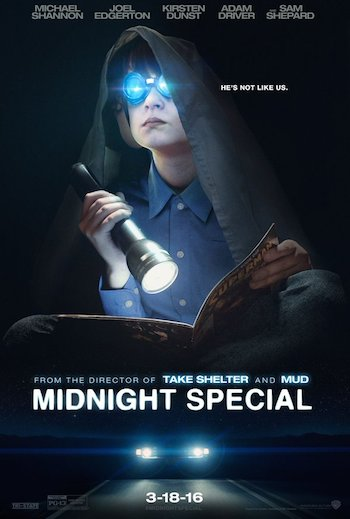 Midnight Special 2016 English Movie Download