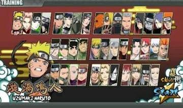Cara Paling Mudah Cheat Unlimited Coin Naruto Senki Android
