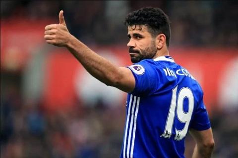 Atletico Madrid phải trả tiền để đưa Diego Costa trở về