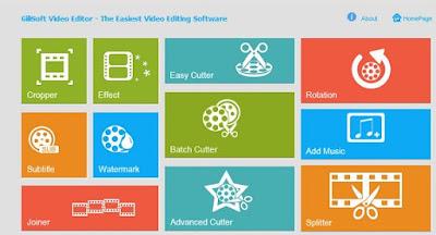 تنزيل برنامج GiliSoft Video Editor لتحرير وتعديل الفيديو