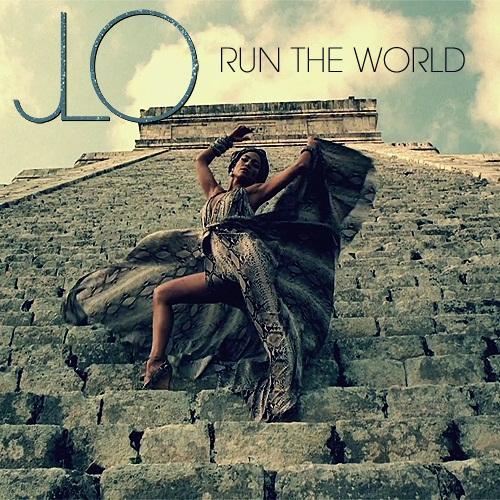 Jennifer Lopez - Run The World (feat. The Dream. Rick Ross) Lyrics | Melon Lyrics Free Lyrics Chord Music Video Download