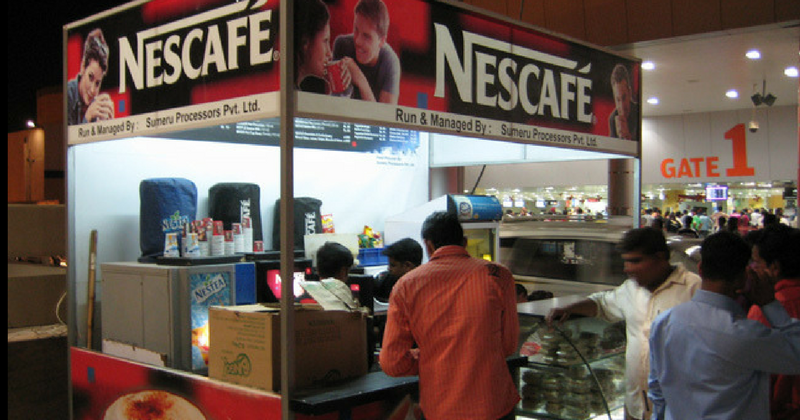0bedcdc65 Nescafe Franchise  A Brand that Speaks for itself