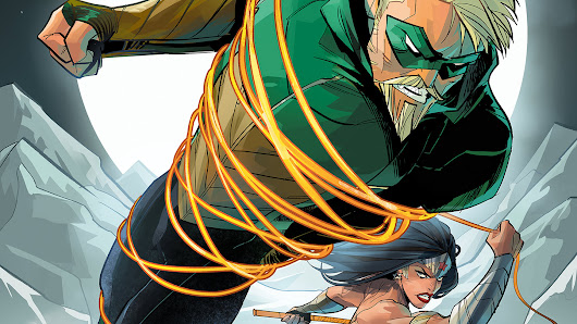 Green Arrow #27 Review