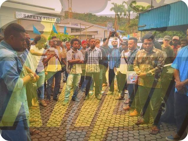 Fileph Ireeuw, Carel Suebu, Gurik Benyamin dan Meky Raiwaki Siap Bertarung di Musda V DPD KNPI