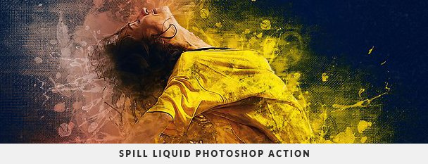 Painting 2 Photoshop Action Bundle - 38