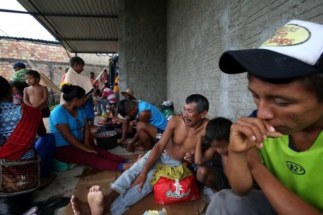 Venezuela lidera lista de solicitudes de refugio en Brasil