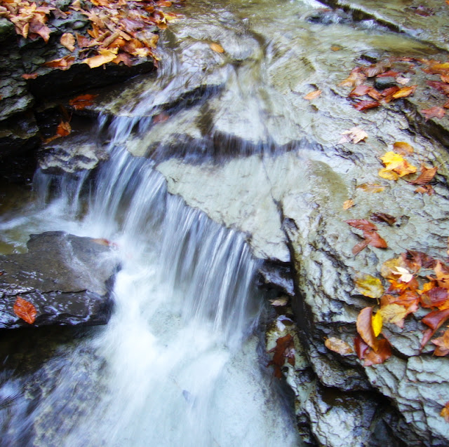 how to get to eternal flame chestnut ridge