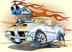 Karikatür Arabalar - Cartoon Cars