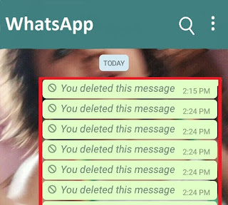 Read WhatsApp Deleted Messages New Trick with Proof