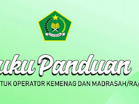 Download Buku Panduan E-Monev untuk Operator Kemenag dan Madrasah/RA/BA