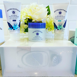 Get Gorgeous Skin with Nu Skin's Facial Spa and Nutricentials Bioadaptive Skin Care System!