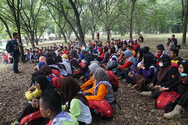 Ketua DKD Jatim, ajak Penegak Pandega Jawa Timur solutif dan bergembira.