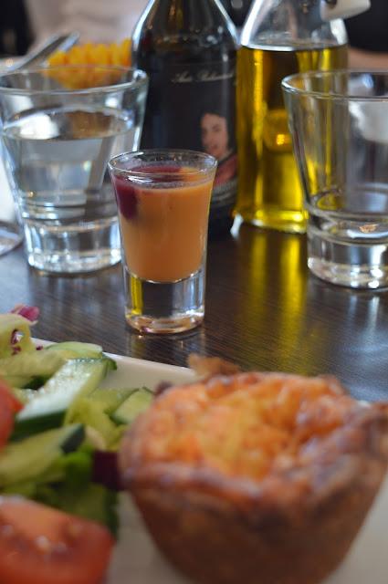 Blogiretki Länsi-Uudellemaalle, Cafe Lauri, Lohja
