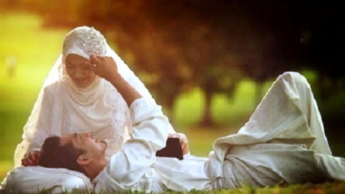 wow ternyata begini cara halal puaskan suami saat haid