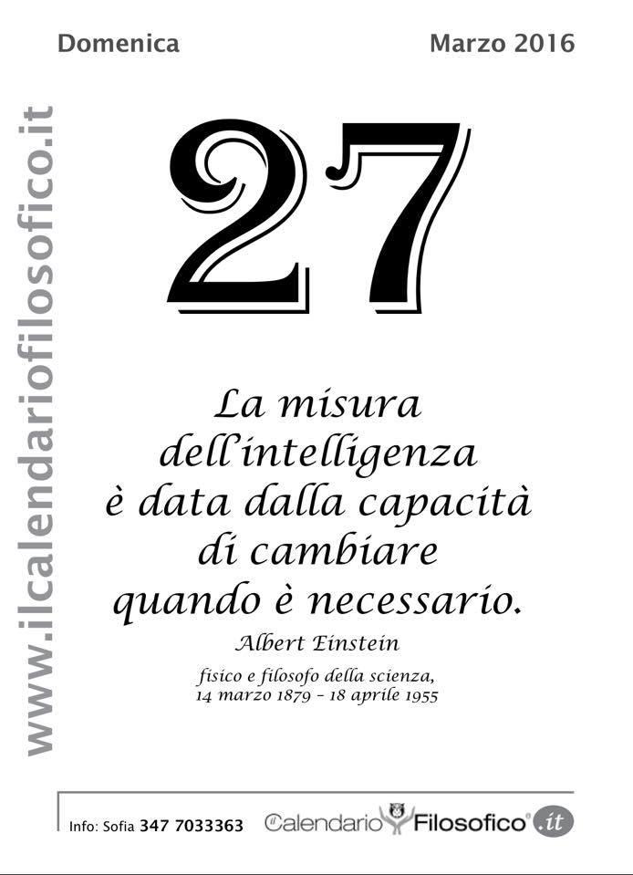 Frase Del Giorno Calendario Filosofico 2019 Oggi.Calendario Filosofico Di Oggi Ip15 Regardsdefemmes