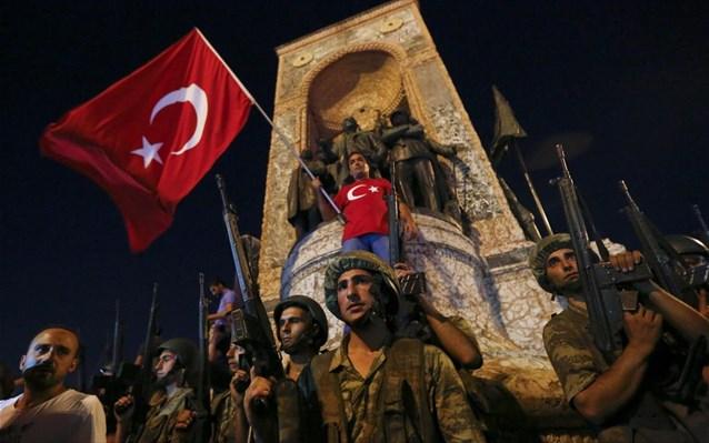 Τουρκία: Στο εδώλιο 143 Τούρκοι στρατιωτικοί