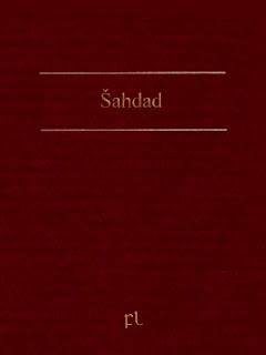 Šahdad Cover