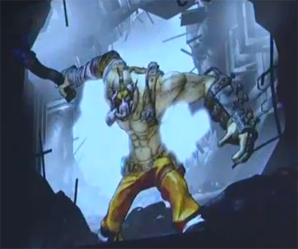 The Huh?: Borderlands 2: PAX East: New Character- Psycho