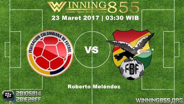 Prediksi Skor Kolombia vs Bolivia 23 Maret 2017