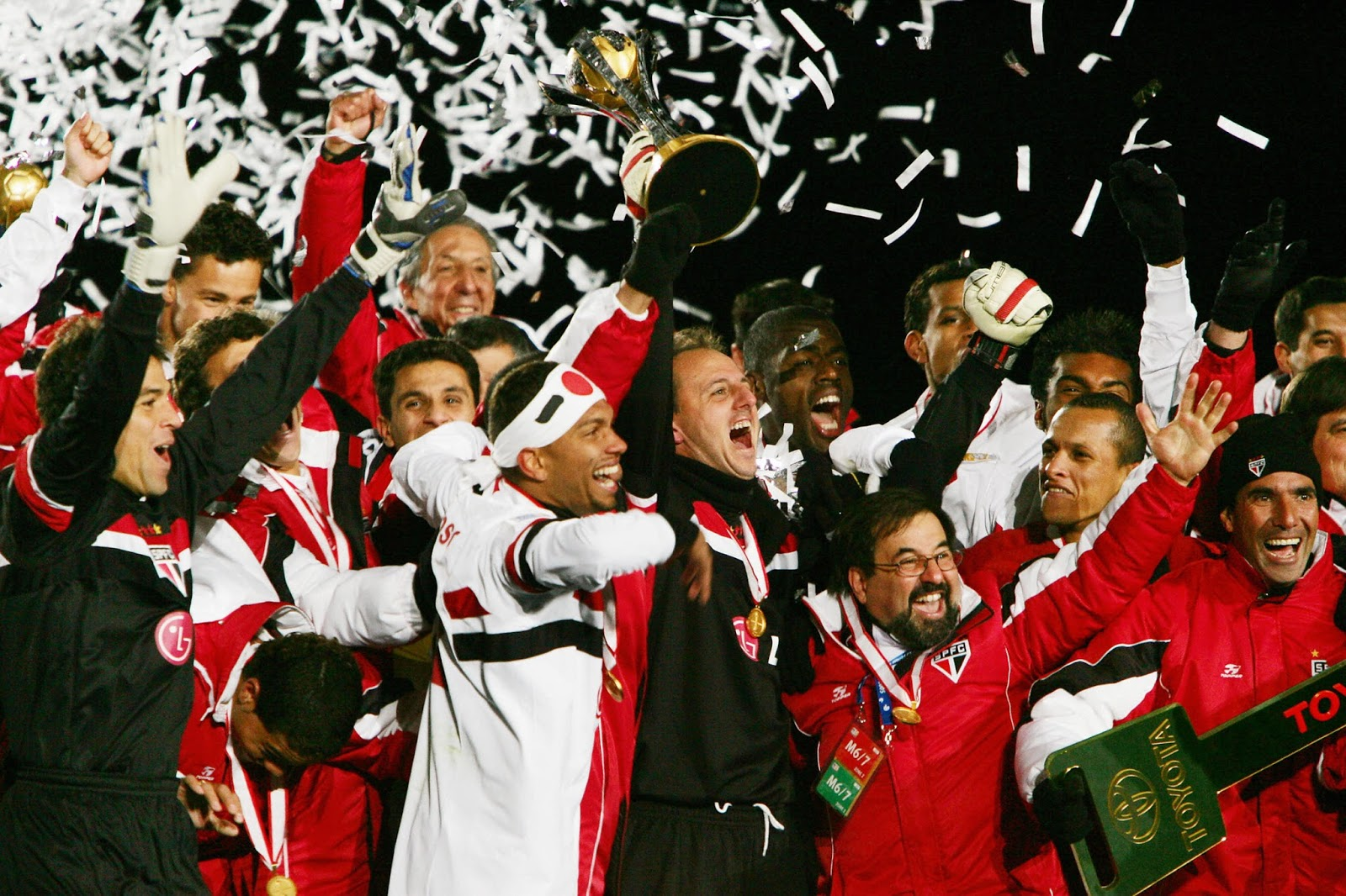 Mundial De Clubes: Soccer, Football Or Whatever: Sao Paulo FC Greatest All