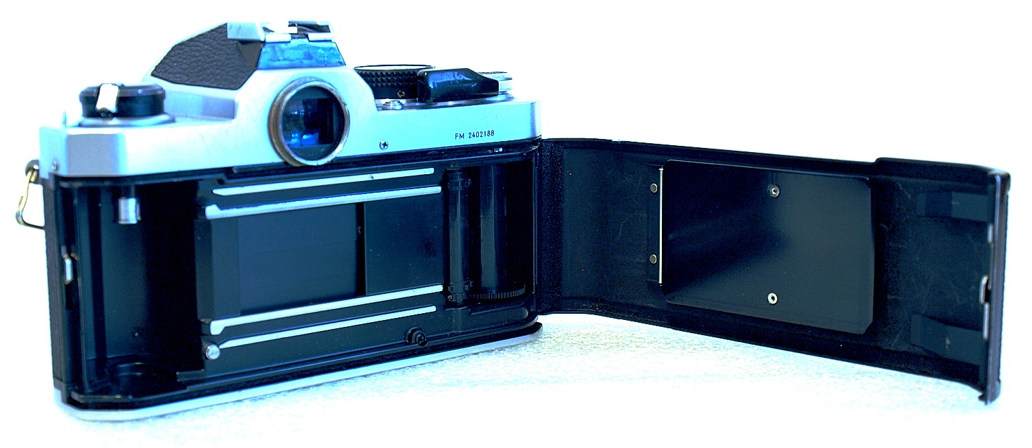 Nikon FM (Chrome) Body #188