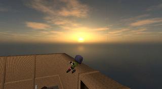 Sunset Skybox Skin AOTTG