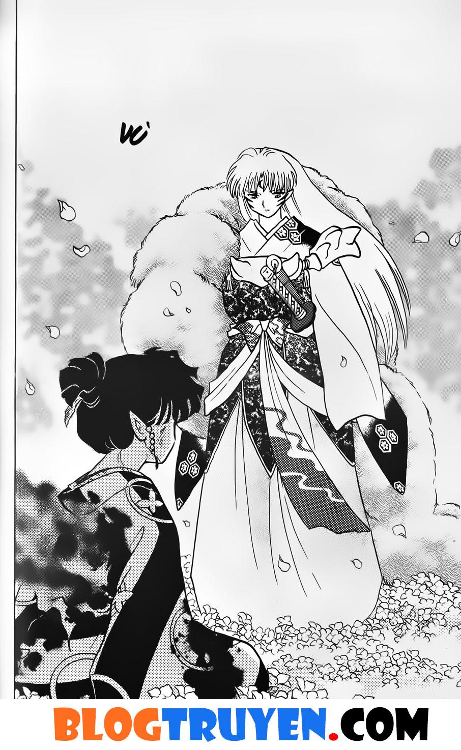 Inuyasha vol 38.6 trang 9