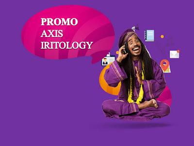 Promo Terbaru Axis Iritology Bulan November 2016