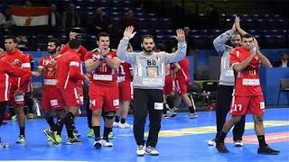 ملخص ونتيجة مباراة مصر والمجر 30-30 اليوم 16/1/2019 Handball Hungary vs Egypt