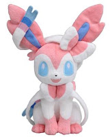 Sylveon Talky Plush Tomy